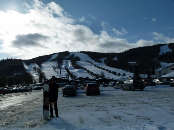 """;)    Découverte du """"snowboard""""    ;)"""