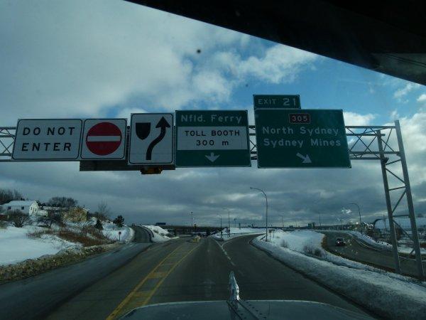 ;)    Direction Terre-Neuve...    ;)