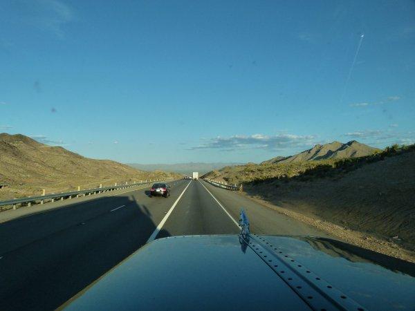 """:)    Plaisir des yeux sur le """"Désert des Mojaves"""" en Californie    :)"""