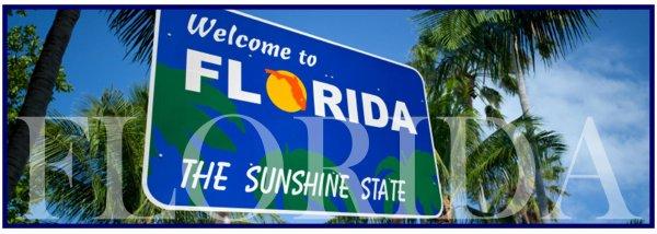 ;)    :)    Direction la Floride avec la p'tite mère de France...    :)    ;)