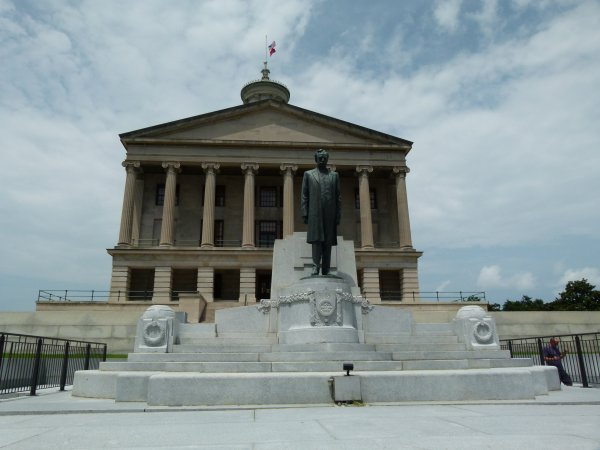 :)    La ville de Nashville au Tennessee    :)