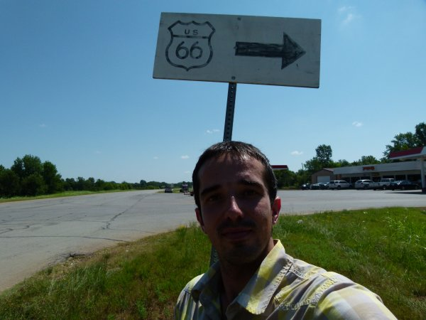 ":)    ;)    Paysages ""route 66""    ;)    :)"