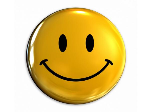 :)    Donne un sourire, puis tu recevra un sourire...    :)