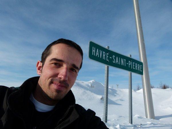 ;)    :)    La ville du Havre-St-Pierre à la province du Québec    :)    ;)