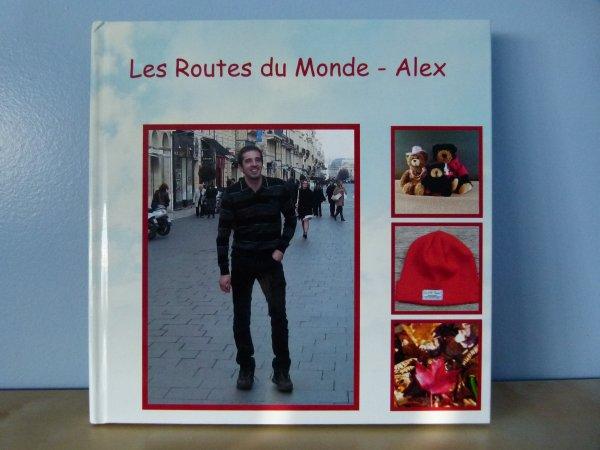 """:)    ;)    Le livre """"les Routes du Monde""""    ;)    :)"""