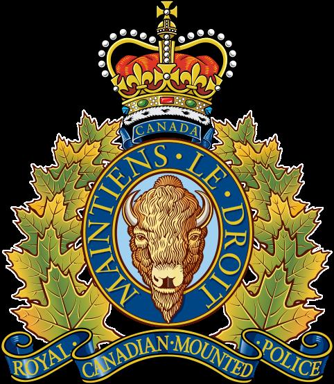 """;)    Livraison d'un """"petit"""" moteur Cummins a la Gendarmerie Royale du Canada    ;)"""