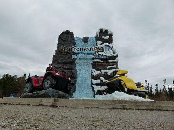 :)    Paysages de la Trans-Canadienne dans la province de l'Ontario    :)