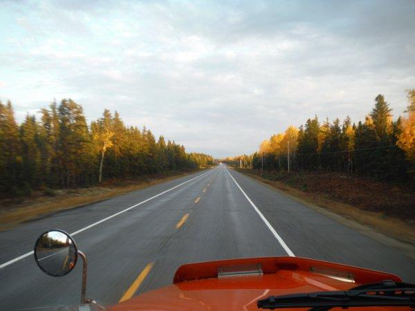 :)    On reprend la route au Sud du Canada    :)