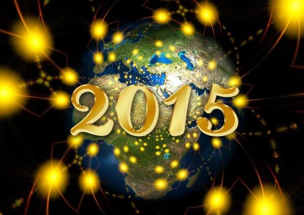 ;)    Une bonne année 2015 pour tous le monde et plein de bonheur    ;)