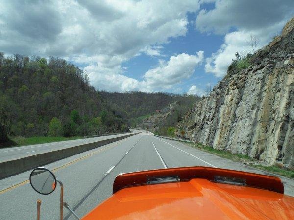 :)    Paysages du sud-est de l'état de Kentucky - Etats-Unis    :)