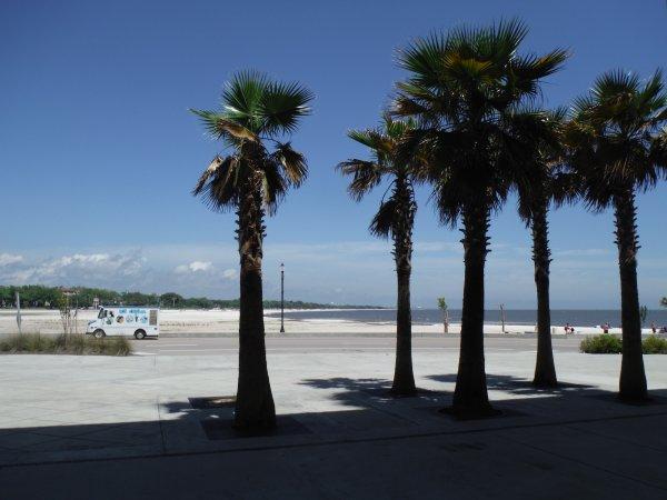 ;)    Paysages de la ville de Gulfport au Mississippi    :)