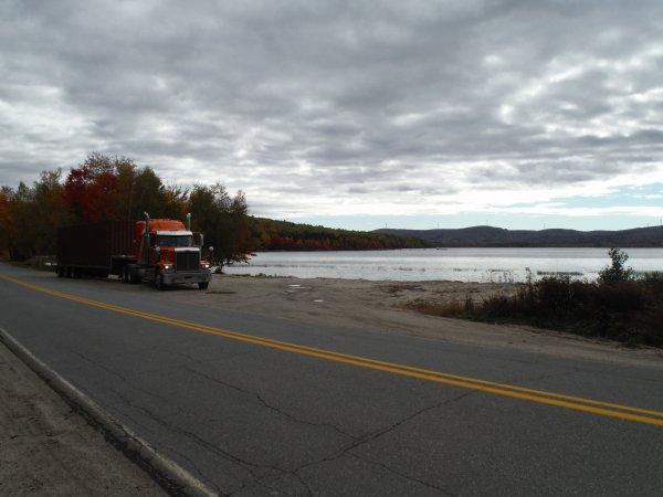 :)    Couleur d'Automne de l'état du Maine    :)