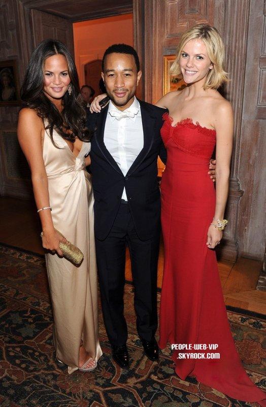 Les stars au  White House Correspondents' Dinner (Hilton Washington le samedi (30 avril) à Washington, DC)
