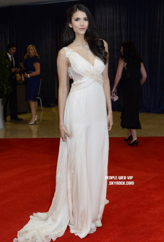 Les stars au  White House Correspondents' Dinner (Hilton Washington le samedi (30 avril) à Washington, DC)