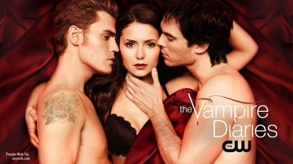 "Fabuleux Articles de People-Web-VIP taggés ""Vampire Diaries"" - TON BLOG N°1  KZ41"