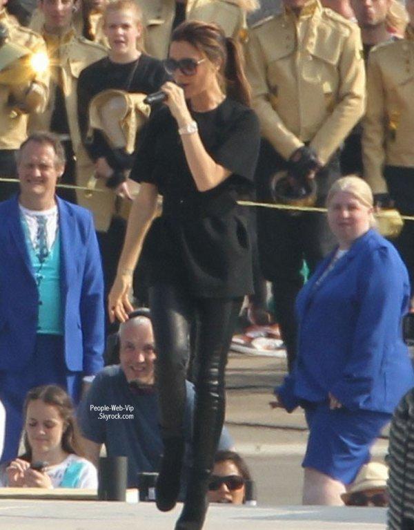 BREAKING NEWS:  Les Spice Girls ont accepté de chanter pour la cérémonie de clôture des JO de Londres !