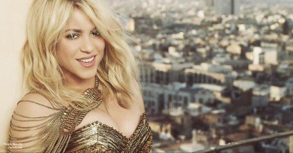 OFFICIEL :  Shakira et son chéri (joueur de foot) Gerard Piqué attendent un bébé ! Félicitations à eux deux !
