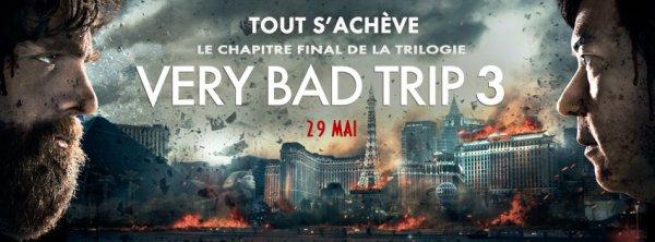 """"""" VERY BAD TRIP 3 """"  POSEZ VOS QUESTIONS A L'EQUIPE DU FILM QUI DÉBARQUE A PARIS !"""