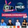WEBREAL TV :  LE MARATHON TÉLÉVISÉ DE 24H EN DIRECT LIVE SUR MCE ( Ma chaîne étudiante)  C'EST CE VENDREDI DES 17H !!