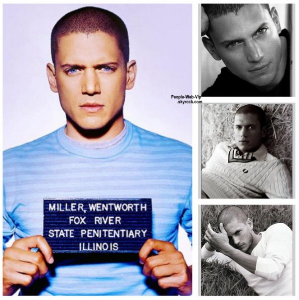 IL OFFICIALISE ! Wentworth Miller avoue son homosexualité !