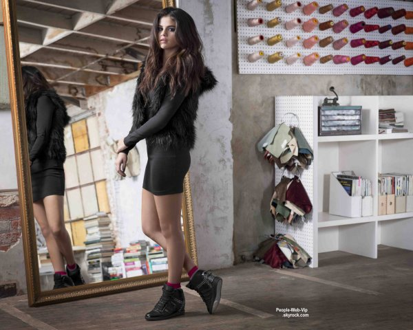 Adidas NEO 2013 Winter Collection Découvrez le photoshoot de Selena Gomez pour ADIDAS
