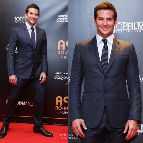 """Bradley Cooper à Berlin pour promouvoir son film """"Americain Hustle"""" pendant le Festival du film International fr Berlin. (jeudi après-midi ( Février 6) à Berlin , Allemagne)"""