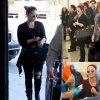Demi Lovato aperçue à l'aéroport de LAX. ( samedi (8 Février) à Los Angeles. )