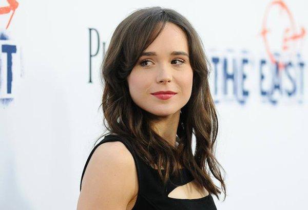 """Ellen Page : """" Je suis lesbienne """""""
