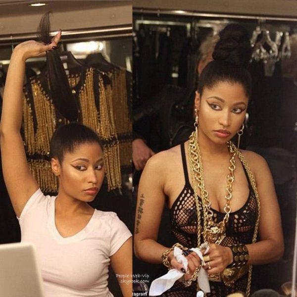 Photos Twitter du jour : Nicki Minaj ! Qu'en pensez vous ?