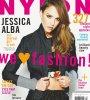 """Jessica Alba En couverture du magazine """" NYLON """" Qu'en pensez vous? On aime?"""