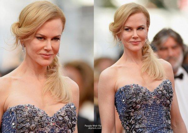 - FESTIVAL DE CANNES 2014 -  Nicole Kidman, Kendall Jenner, Blake Lively, Ziyi Zhang, Zoe Saldana, et Adele Exarchopoulos toutes glamour à la cérémonie d'ouverture du Festival de Cannes 2014  (mercredi après-midi (14 mai) à Cannes, France. )