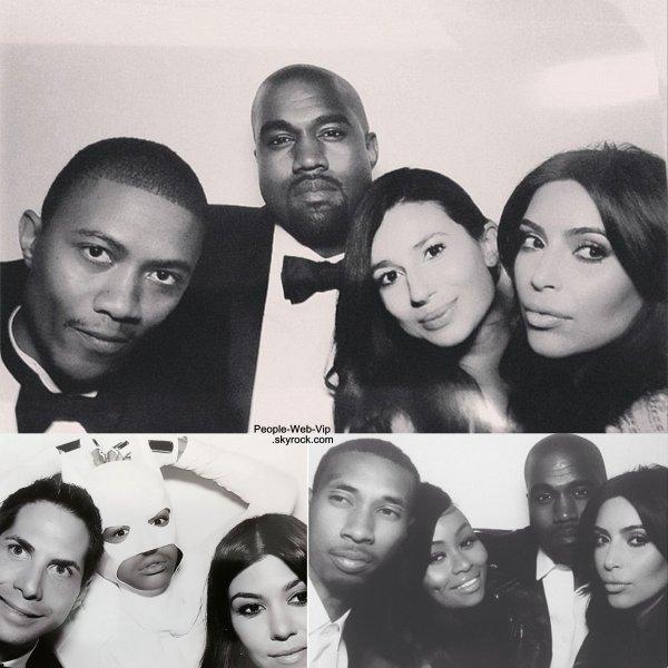 Kim Kardashian et Kanye West : Ils sont officiellement mariés !