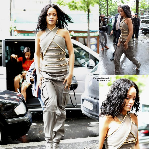 Fait Promo De ParisRiri Nouveau Rihanna Son La Parfum A T13c5lFKuJ