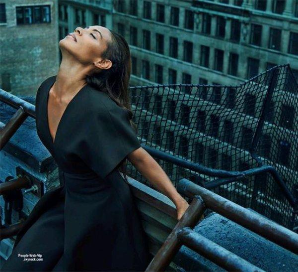"""Jada Pinkett-Smith est en couverture du magazine """" Net-a-Porter's The Edit """" Qu'en pensez vous?"""