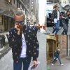 Cara Delevingne a été aperçue dans les rues de new-yorkaise. ( mardi après-midi (19 Août) à New York. )
