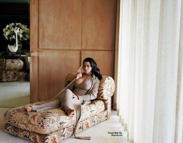 """Nicki Minaj est en couverture du magazine """" DAZED """" Qu'en pensez vous?"""