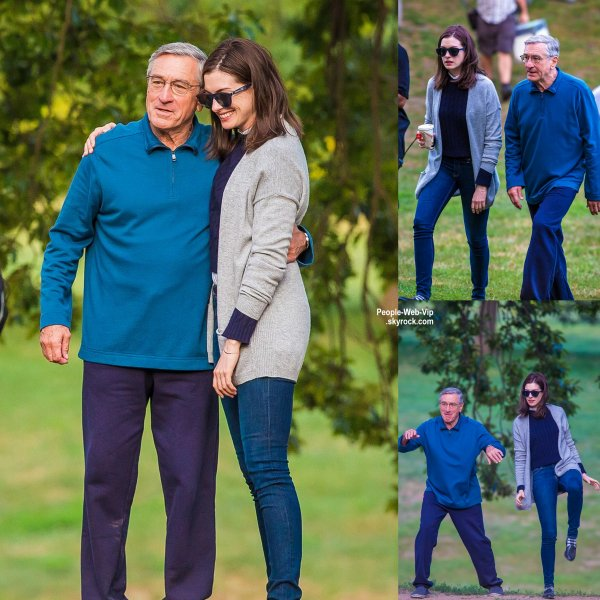"Anne Hathaway And Robert De Niro: Articles De People-Web-VIP Taggés ""Anne Hathaway"""
