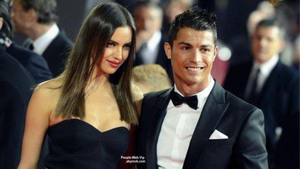 C'est officiel ! Irina Shayk et Cristiano Ronaldo c'est fini !!
