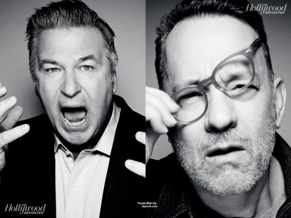 Le magazine Hollywood Reporter consacre deux Unes pour les 40 ans du Saturday Night Live! . On y retrouve Alec Baldwin, Steve Martin, Christopher Walken, Tom Hanks, Ben Affleck, Drew Barrymore, John Goodman, Lorne Michaels et Justin Timberlake.  Qu'en pensez vous?