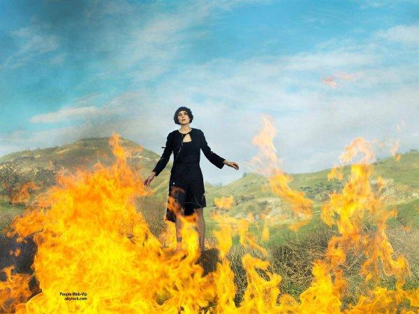 Marion Cotillard pose pour la couverture du dernier numéro du magazine Madame Figaro. Qu'en pensez vous?