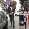 Ryan Gosling a été aperçu dans les rues de la Californie. ( vendredi matin (27 Février) à Los Feliz, en Californie.)