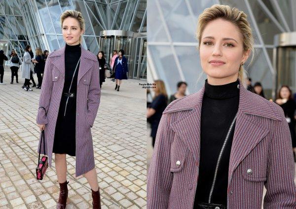 """Dianna Agron a été aperçue au """"Jennifer Fisher x FIVESTORY Aeternum Collection Cocktail Party""""  (lundi (9 Mars) à Paris, France.)"""