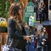 Jessica Biel a été aperçue avec son baby bump à l'épicerie Whole Foods Market  avec une amie. (samedi (21 Mars) à Los Angeles.)