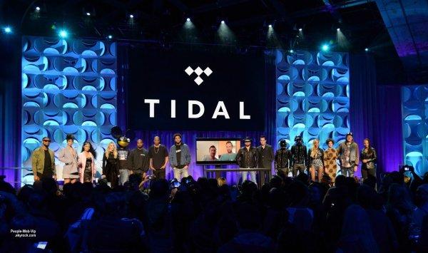 TIDAL C'EST QUOI ? Rachetée par le rappeur Jay-Z en janvier dernier, la plate-forme de streaming Tidal propose des fichiers audio d'une très bonne qualité (Flac/Alac). Du son HD, des clips vidéo HD et un contenu plutôt riche, voilà le programme, pour un tarif de 9,99$ par mois pour la version premium et 19,99$ pour la version Hi-Fi.