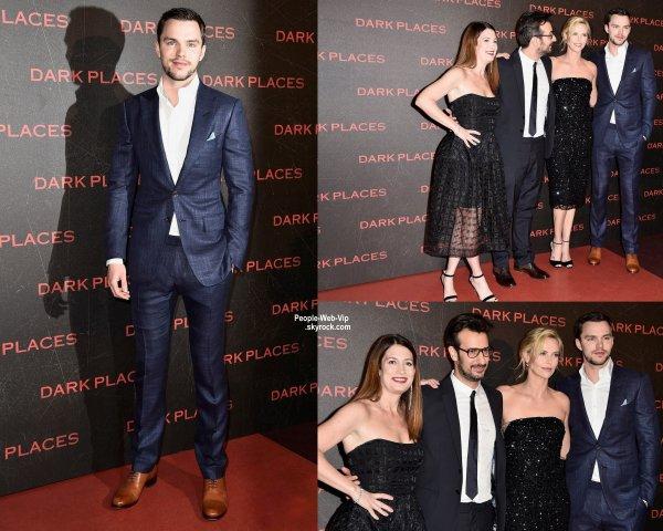 Dark Places Avec Charlize Theron, Nicholas Hoult, Chloë Grace Moretz. Réalisé par Gilles Paquet-Brenner