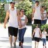 Lea Michele a été aperçue avec son petit ami Matthew Paetz au Parc du Peuple dans les collines de Hollywood de Los Angeles ( samedi après-midi (18 Avril).