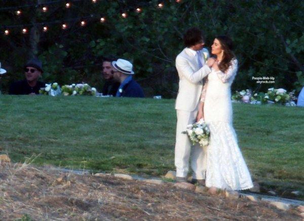 ALERTE NEWS ! Ian Somerhalder et Nikki Reed sont officiellement mariés!