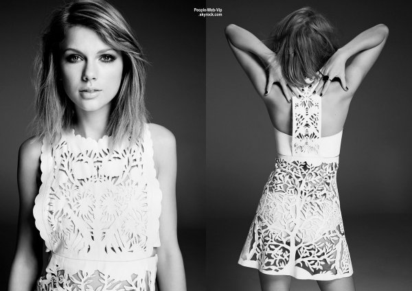 """Taylor Swift : Découvrez son photo-shoot pour le magazine """" Glamour UK."""" Elle pose avec les marques Chanel, Balmain, Louis Vuitton et plus encore. Qu'en pensez vous?"""