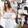 Kendall Jenner a été aperçue avec sa soeur Khloe Kardashian pour le déjeuner dans les rues de Los Angeles. (lundi (11 mai) à Los Angeles.)