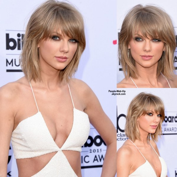 - Billboard Music Awards 2015 - RED CARPET  Taylor Swift, Hailee Steinfeld, Lily Aldridge, Martha Hunt, Zendaya, Celine Dion et Jennifer Lopez sur le tapis rouge des Billboard Music Awards 2015 tenue au MGM Grand Garden Arena (dimanche (17 mai) à Las Vegas.)